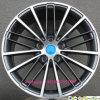 2017 nuova rotella di alluminio della lega dell'automobile di disegno X5 18  - 19inch