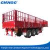 Chaud vendant 40 tonnes 3 de boîte d'essieu de pieu de remorque de camion/remorque de cargaison