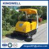 Macchina elettrica approvata della spazzatrice di strada della spazzatrice del Ce con il caricatore (KW-1760C)