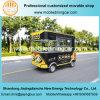 2017 China die Vrachtwagen van het Voedsel Fst van de Goede Kwaliteit de Elektrische voorzien van Ce