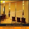 Paredes de divisão deslizantes para restaurante / hotel / sala de conferências