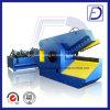 Reciclando la máquina para el desecho del corte de acero cobreado