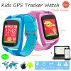 タッチ画面(Y15)が付いている新しい子供GPSの追跡者の腕時計