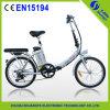 Новая модная конструкция E-Велосипед 20 дюймов складывая