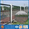 / Galvanizado recubierto de PVC de Seguridad Ferroviaria / Valla valla de alambre de soldadura