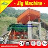 Mineral de fluorita equipo minero de arena Exctraction plantilla Concentrador