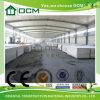 Matériau de construction de panneaux de mur de magnésie d'isolation thermique