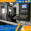 Centro de giro Tck-45ls do CNC do torno do metal da maquinaria do CNC