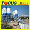 Klaar Gemengde Concrete het Groeperen 90m3/H Installatie met Concrete Mixer Sicoma
