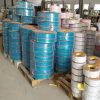 La poser à plat en PVC flexible pour l'irrigation agricole 8 pouce