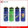 Пластиковый спорта бутылка воды, пластиковые бутылки спорта, 750 мл спорта расширительного бачка (KL-6715)