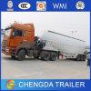 Acoplado a granel del cemento del acoplado 60ton de Chengda con el volumen del tanque 50cbm