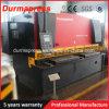 Precio de aluminio vendedor caliente de la cortadora de hoja de QC12y 16X4000