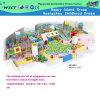 L'intérieur de l'équipement de terrain de jeux avec Soft Play pour les enfants (HD-8201)