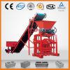 Piccole macchine del blocchetto di industrie della macchina di formatura/piccola scala del mattone Qtj4-35