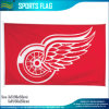 Detroit Red Wings Logo de l'équipe de hockey NHL 3 'X 5' Drapeau