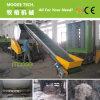 V-corte de la máquina trituradora de residuos plásticos de Cine