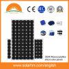 (HM310M-72-1) Il mono sistema solare cristallino di alta qualità riveste 310watt di pannelli