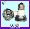 Projecteur de LED (A5-E27-3*1W)