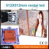 Quadro comandi esterno locativo di fusione sotto pressione del LED di colore completo P4