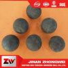 20-150mm de diámetro de bolas de acero rectificado sin deformaciónpara el molino de bolas