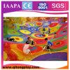 Attravtive cubierta Escalada Programa de Juego Árbol del arco iris (CV - 065)