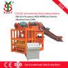 Semi Automatische Concrete Baksteen die Machine/Block maakt die Machine (QTJ4-26C) maakt