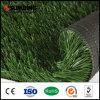 Estera artificial plástica de la hierba verde del césped del fútbol
