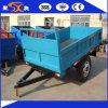Caminhão de reboque da exploração agrícola da maquinaria agricultural montado com trator