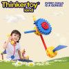 Plástico DIY Intelligence Toys para Kids Plastic Block Toys