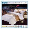 Les draps de lit blanc ordinaire le commerce de gros