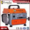 gerador pequeno de acampamento da gasolina do curso de 450W 220V 50Hz dois para a venda