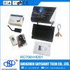 Transmisor sin hilos de Fpv Tx&Rx Sky-HD01 Aio Fpv 400MW 32CH 5.8GHz con la cámara de HD 1080P y receptor de diversidad de 5.8g 40CH con la función RC708 de DVR/Ppm