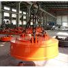 Suspensor eletromagnética para materiais de aço de elevação