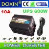 Tipo de saída único e 600/1200W de saída UPS Inversor de Potência
