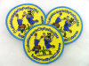 Fasion Lovely Kids Garment Embroidered Patch