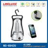 Indicatore luminoso di campeggio di carico ricaricabile del telefono mobile del USB di Protable SMD LED