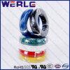 UL 3135 AWG 30 Insualted en caoutchouc de silicone sur le fil simple coeur