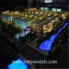Выполненный на заказ создатель масштабной модели модели зодчества здания (BM-0501)