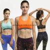 Confortável Mulheres Tennis Sports Bra Gym Wears Fitness Vest