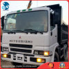 12503cc-Engine Used Mitsubishi Front Lifting Dump Truck (6*4, Diesel 8DC9-8cylinders)