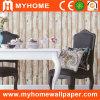 Wood décoratif Texture Wallpaper avec Foaming