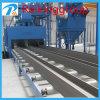 Nettoyage de dérouillage pour la machine de grenaillage de plaque en acier