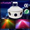 Luz laser multi a todo color del color LED de dos ojos