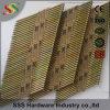 Clavos de la tira de papel del precio de fábrica de la buena calidad hechos en China