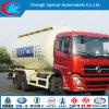 Dongfeng 6X4 30cbm pó a granel de caminhões de transporte de mercadorias