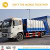 Dongfeng recolector de residuos de 4X2 6m3 comprimido comprimir compactador de basura camión