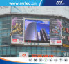 Vente de publicité polychrome extérieure d'affichage à LED du marché P16mm (IP65/IP54)