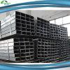 ERW quadratisches Stahlrohr für Zaun und Möbel (80X80mm x 5mm x 6M)