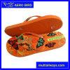 Африканские тапочки PE планки Colorfu с для женщиной (14G015)